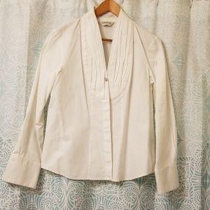 Orvis dress blouse